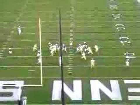 Jordan Norwood Touchdown Vs. Notre Dame