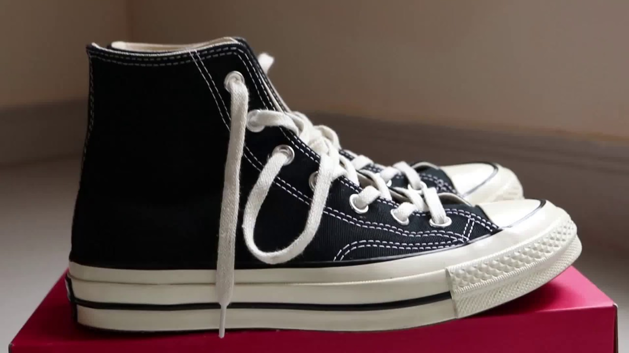 3859fcfa0307  UNBOXING  Chuck Taylor All Star 70