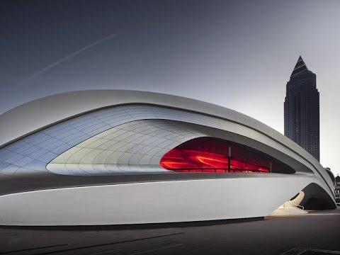 Der Audi Ring Auf Der Internationalen Auto-Ausstellung 2011 In Frankfurt Am Main