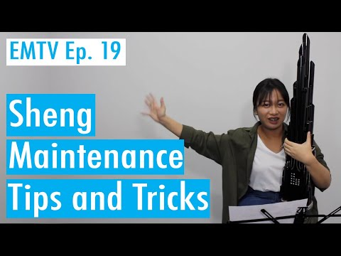 EMTV Episode 19: Maintaining your Sheng