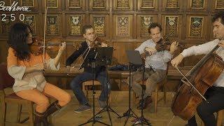 Belcea Quartet: Beethoven String Quartets at Wigmore Hall