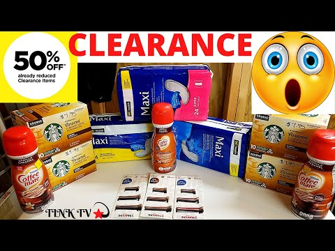 💥DOLLAR GENERAL💥ADDITIONAL 50% OFF ALREADY MARKED DOWN ITEMS💥MY CLEARANCE FINDS💥STARBUCKS COFFEE ☕