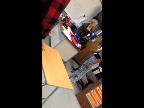 STUDENT ATTACKS TEACHER FOR PHONE PT. 1