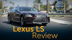 2018 Lexus LS – Review and Road Test