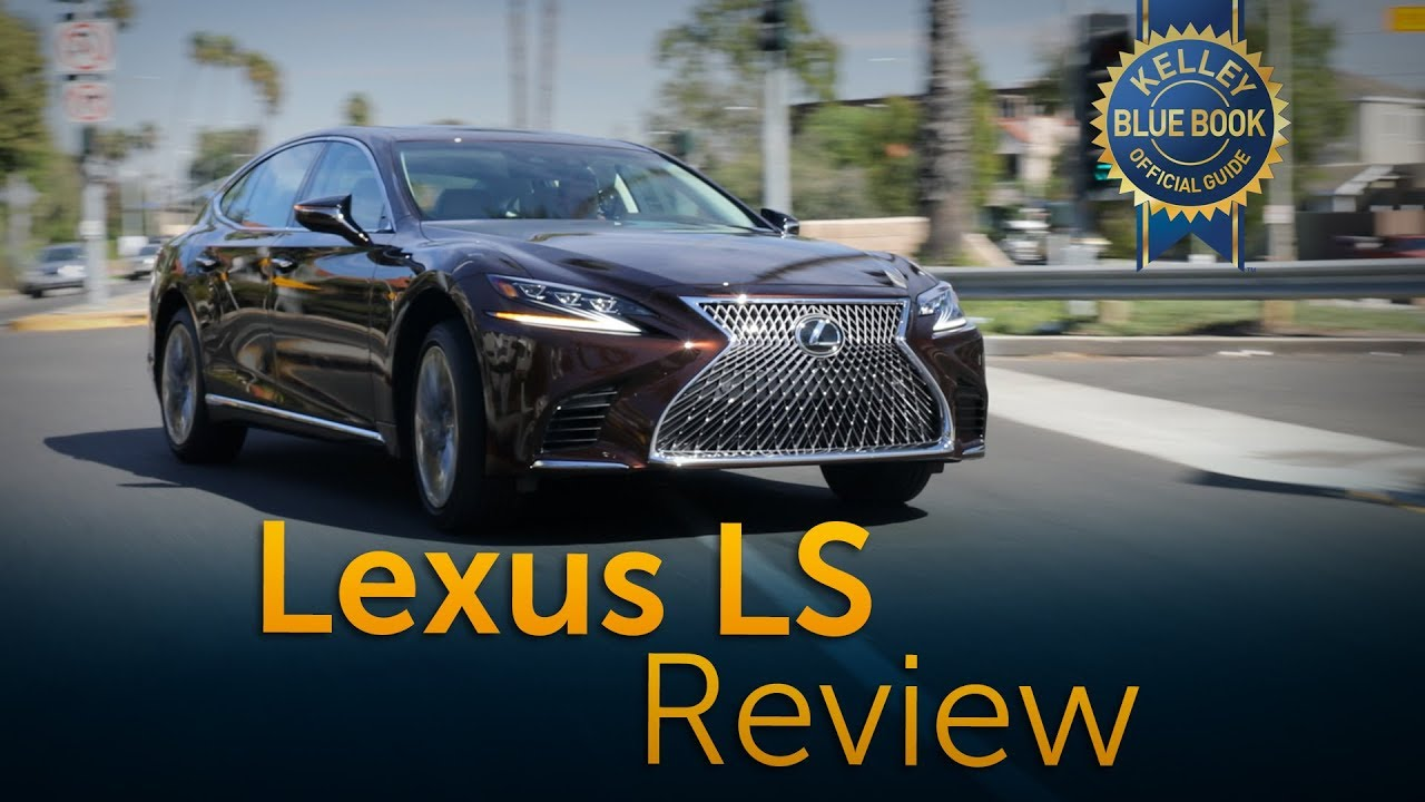2019 Lexus Ls Review And Road Test