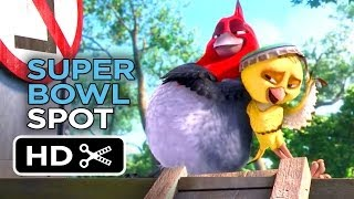 Rio 2 Super Bowl TV Spot - Musician Early (2014) - Jamie Foxx Animated Sequel HD