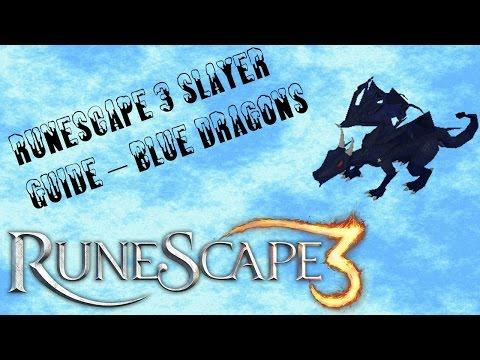 RuneScape 3 Slayer Guide - Blue Dragons (EOC)