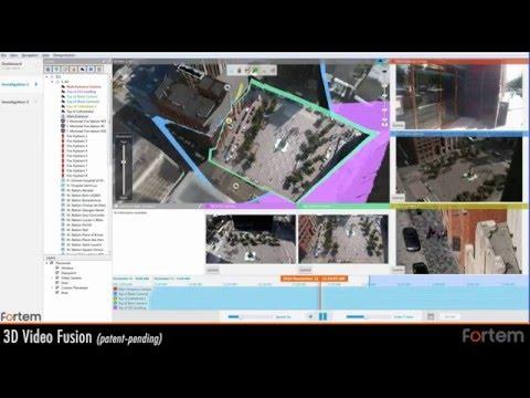 Fortem Omnipresence 3D demo video