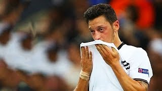 The tragic reason why Mesut Özil decided to retire from international football