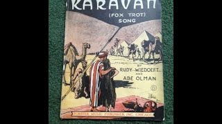KARAVAN - PLAYER PIANO ROLL