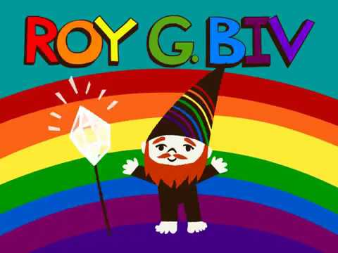 Roy G Biv - They Might Be Giants