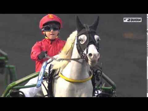 Trot Top Tour - Finale 11-12 ans - Jade Constance - Vincennes - 21/12/14