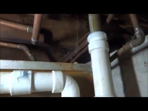 leaking tub drain replaced plumbing tips