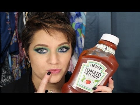 GET RID Of COLD SORES With KETCHUP!!!! NO JOKE!!