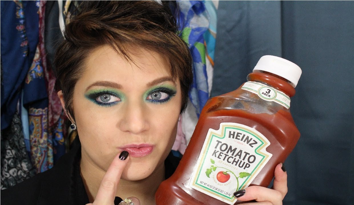 Get rid of cold sores with ketchup no joke youtube ccuart Choice Image