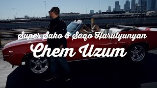 "EXCLUSIVE!!!  Super Sako ""Chem Uzum"" - Super Sako & Saqo Harutyunyan :: DJ DAVO Presents"
