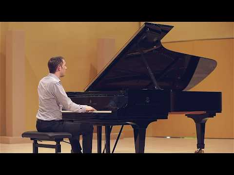 "David Jalbert plays ""The Young Juliet"" from Prokofiev's Romeo and Juliet, opus 75 (LIVE)"