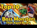 Top 10 Boss Monsters That Aged Badly in YuGiOh