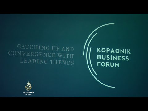 Al Jazeera Business: Kopaonik Business Forum