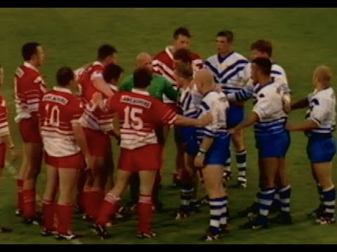 From the RL Cares archive: Yorkshire Academy v Lancashire 1999