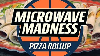 Microwave Madness With Pizza Roll Ups
