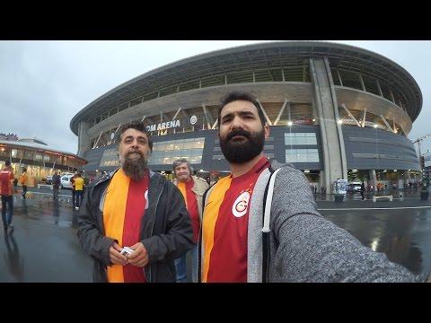 Ali Sami Yen Türk Telekom Arena'ya Nasıl Gidilir?