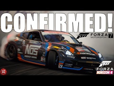 Chris Forsberg's 370Z is Coming To Forza!! Confirmed Leak! (Forza Horizon 4 Gameplay) thumbnail