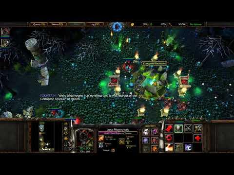 Warcraft 3: Gnoll Campaign 01 - Shipwrecked in Yeenador (Part 2)