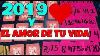 ¿QUIEN VA A SER EL AMOR DE TU VIDA 2019? Tarot increiblemente SUPEER interactivo!!!!