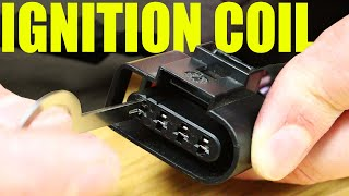 how to remove and replace a broken coil connector - youtube  youtube