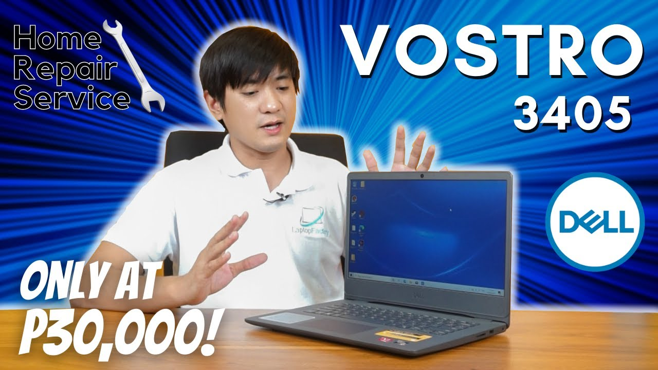 Dell Vostro 3405 Ryzen 5 Laptop Unbox, Review, Upgrade Ideal for Students Photo & Video Editor