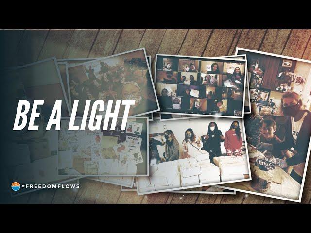 Be a Light (Thomas Rhett cover) | Freedom Flows