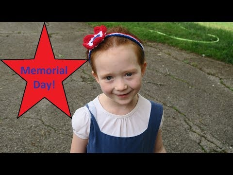 Memorial Day School and Cookout