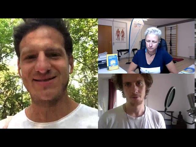 3 Wim Hof Trainer im Gespräch: Wie kannst du mit der Wim Hof Methode deine Muster ändern?