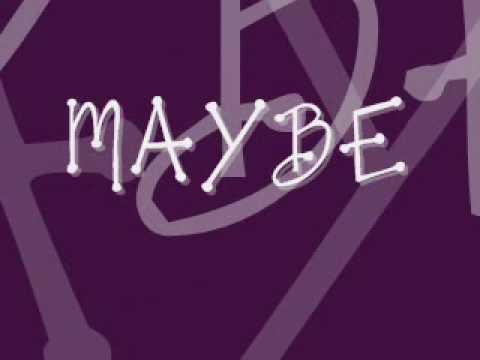 Maybe  Jay Sean with lyrics