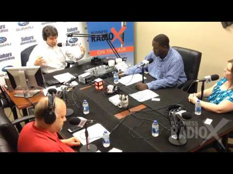 Gwinnett Business Radio   April 21, 2016   Business RadioX   FarraTech