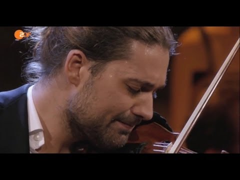 David Garrett - Brahms Violin Concerto - Italian subs