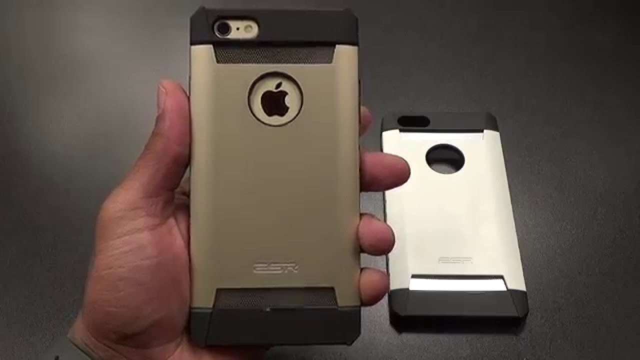 newest collection b905d 0296a iPhone 6S Plus ESR Defenders Case