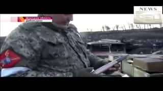 Военные трофеи Ополченцев под Дебальцево не поддаются исчислению