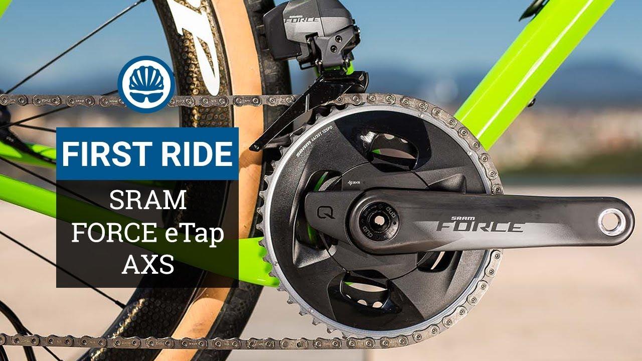 SRAM RED ETAP AXS™ 2x complete road group POWER-METER FLAT MOUNT DISC