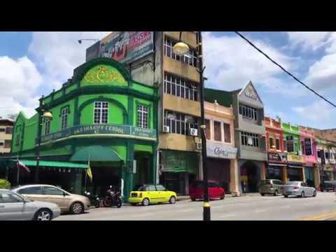Seremban, Malaysia - iPhone X Cinematic Short Film | 4K