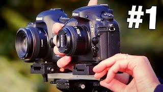 Nikon D800 vs Canon 5D Mark III - Часть 1 [Dave Dugdale](Следите за новостями и выходом новых видео. Новый перевод каждый понедельник! Канал: http://www.youtube.com/user/RusTranslate..., 2013-02-07T19:56:07.000Z)