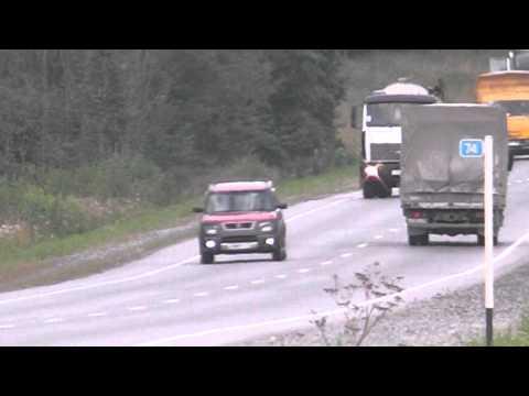 видео: Гаишники снимают обгон, забыв, что звук тоже пишется)