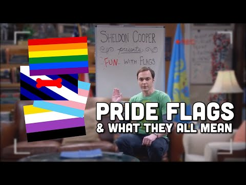Fun With Flags: Pride Flags & What They All Mean