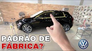CUIDADO COM A PINTURA DO NOVO POLO!!