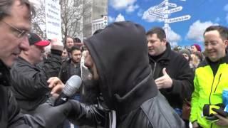 """FACEBOOK: Die Wahrheit """"24h News"""" - Moslem: Ich werde Dir den Kopf abschneiden!"""