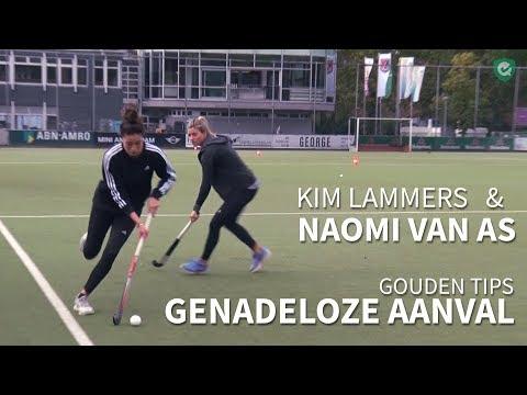 Genadeloos aanvallen met Naomi van As en Kim Lammers