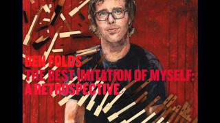Ben Folds - From Above (Lyrics)