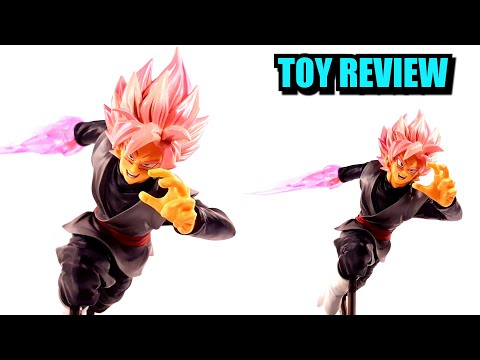 DRAGONBALL SUPER (SHINRETSUZAN) SOLITUDE GOD OF UNIVERSE 10 SSROSE GOD SLICER REVIEW