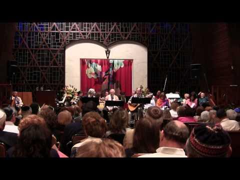 Shabbat La Vida Loca At Temple Beth Tikvah